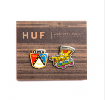 HUF-HUF-HUF-PIN-SET-ASSORTED-30