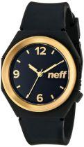 QNF0225 STRIPE NEFF Black Gold