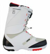 Boots Snowboard Nitro Blaze TLS White