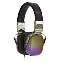 Casque Frends The Classic ammo green / grape