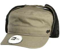 Casquette Fox New Era Covenant Military charcoal