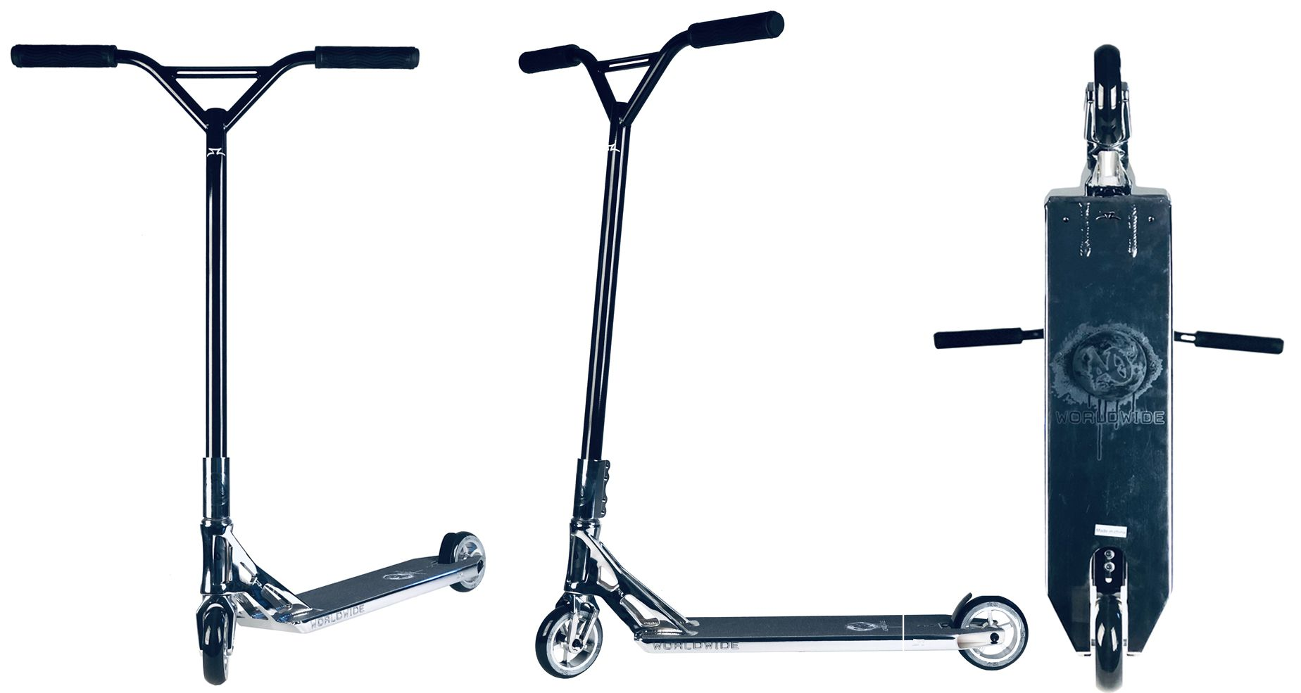 Complete AO Scooter Worldwide Complete 5.8 x22