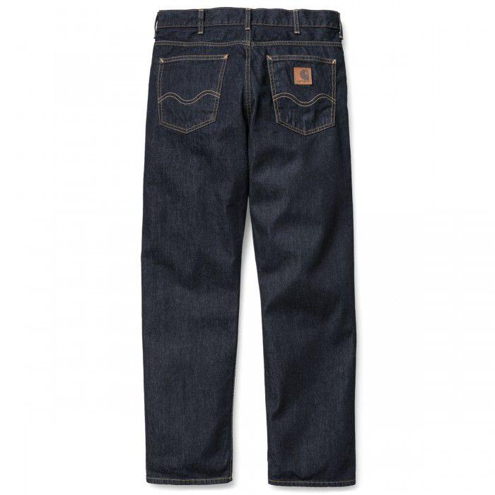 Pantalon Carhartt Marlow Pant Blue Rinsed