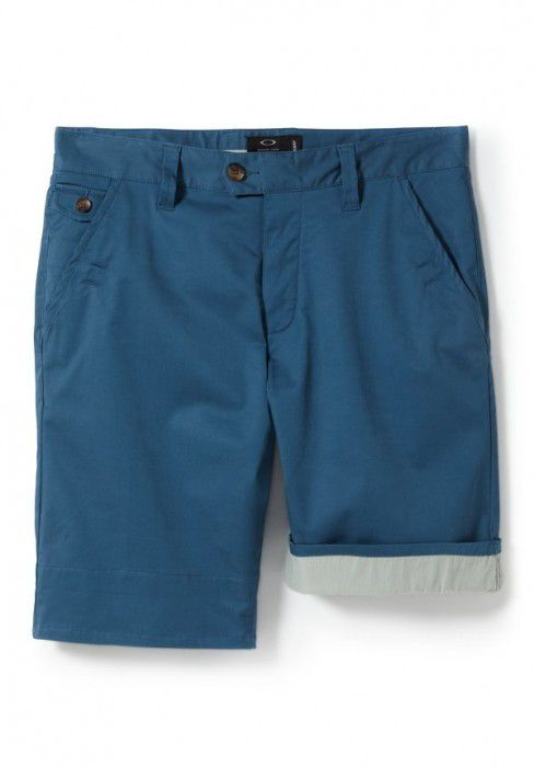 Short Oakley Icon Chino Short Blue