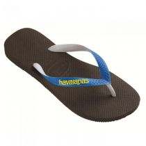 Tongs Havaianas Brasil Top Mix Black Blue