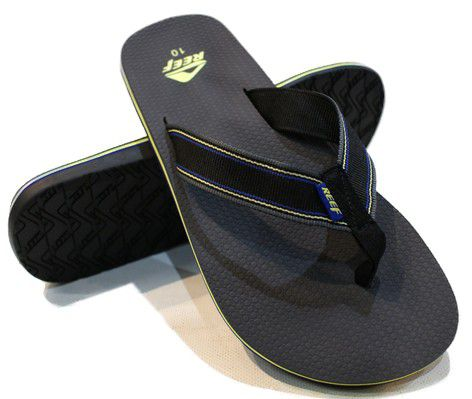 Tongues Reef Forte grey / yellow