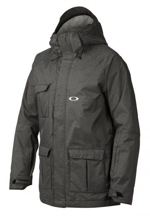 Veste de ski Oakley Cottage Jacket Noir