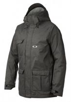 Veste de ski Oakley Cottage Jacket Noir